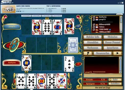 Screenshot Skip-Bo